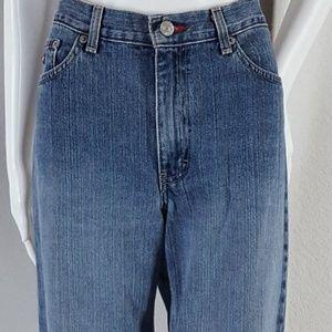 Tommy Hilfiger Women's Vintage Boyfriend Jeans 12